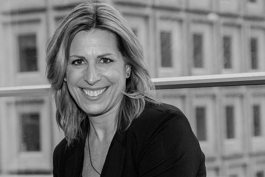Julie Bergeron, Directrice des Productions Jacques K Primeau